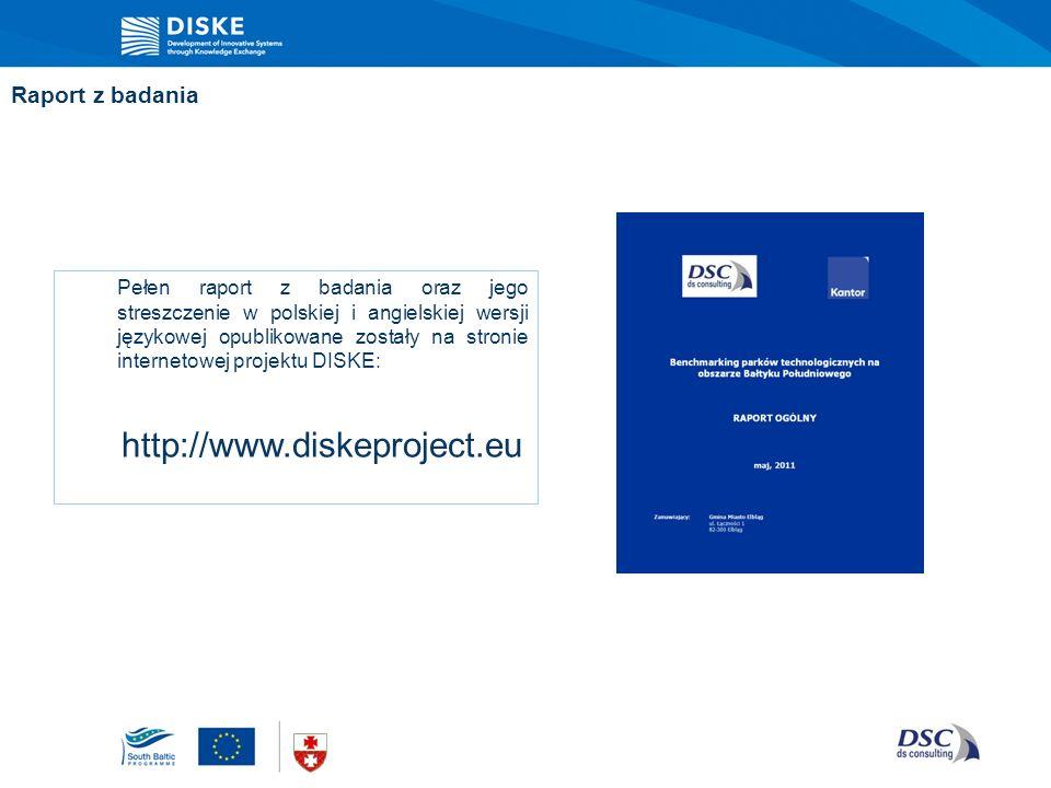http://www.diskeproject.eu Raport z badania