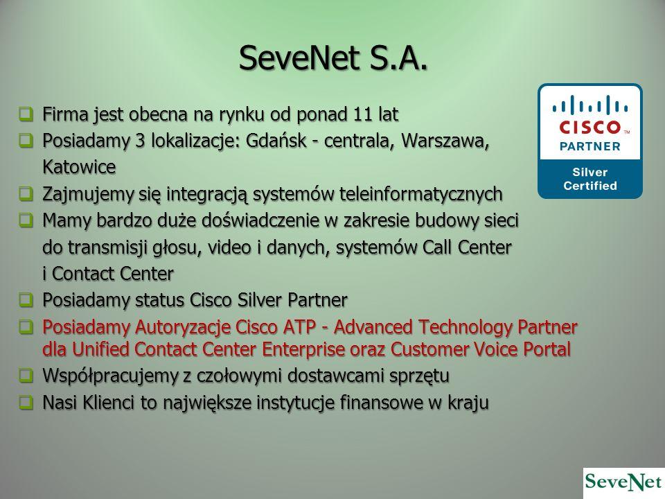 SeveNet S.A. Firma jest obecna na rynku od ponad 11 lat