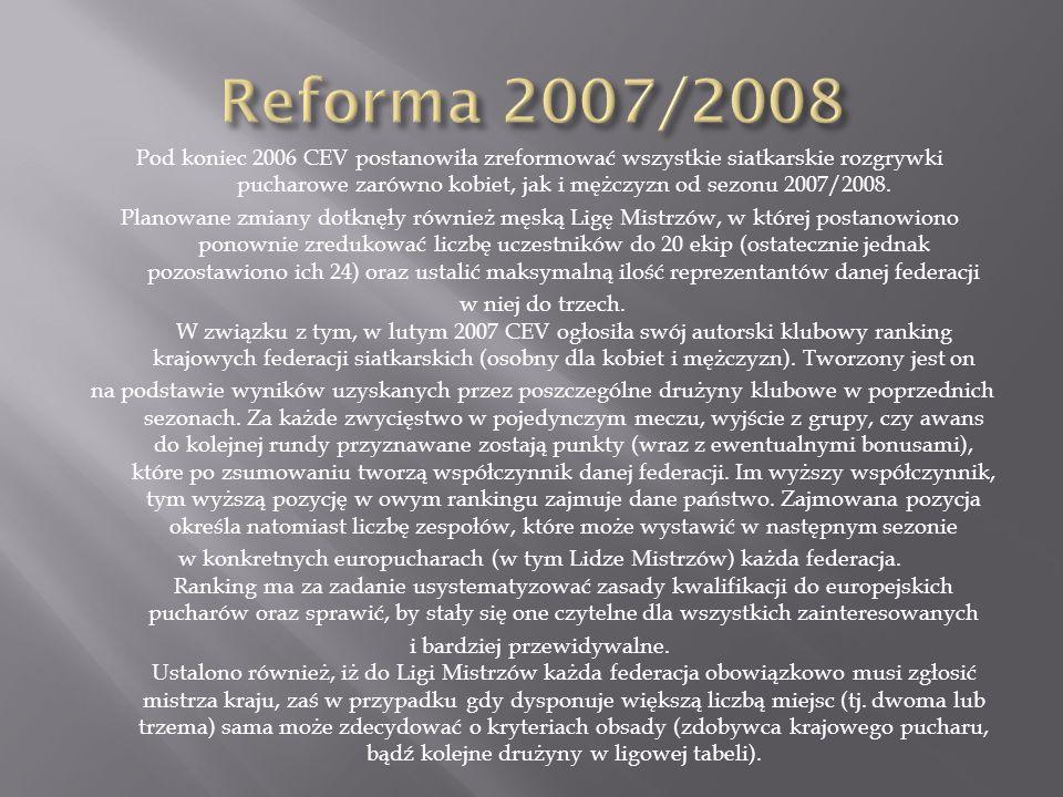 Reforma 2007/2008