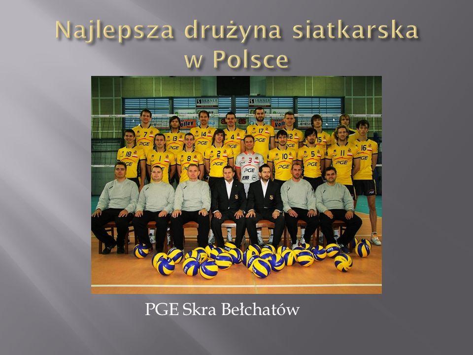 Najlepsza drużyna siatkarska w Polsce