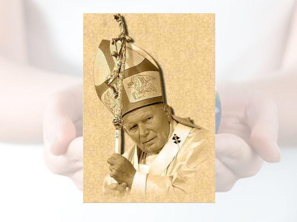 Jan Paweł II – osoba, do której nawet ateiści czuli respekt.