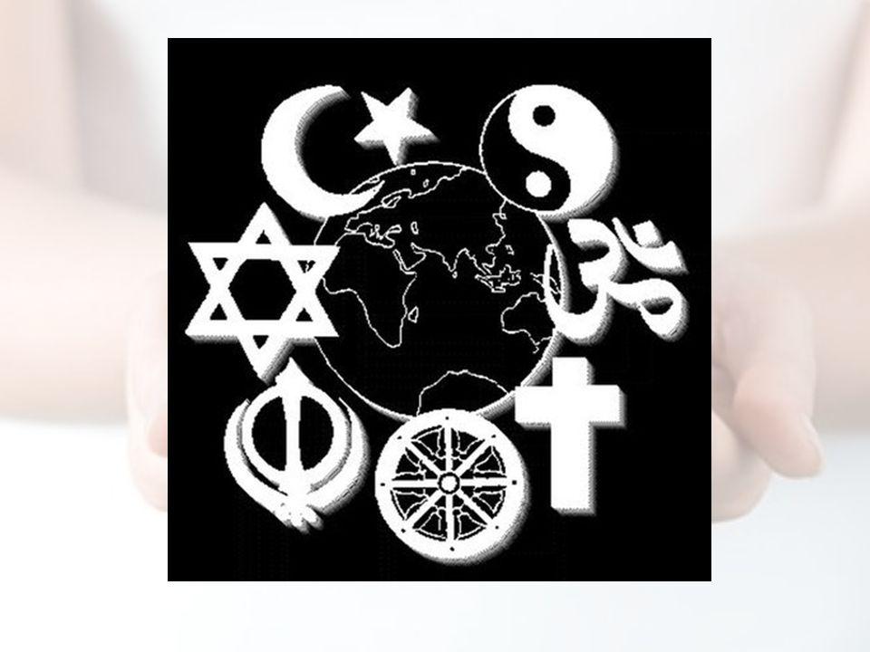 Wybór religii. Tak często o jej wyborze decyduje miejsce zamieszkania.
