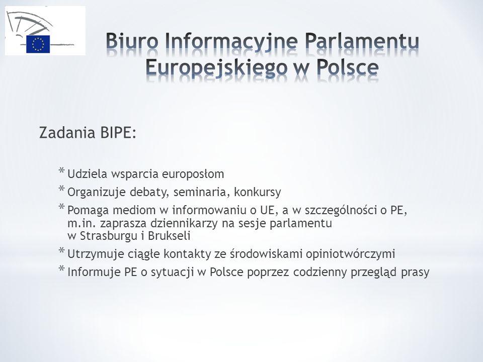Biuro Informacyjne Parlamentu Europejskiego w Polsce