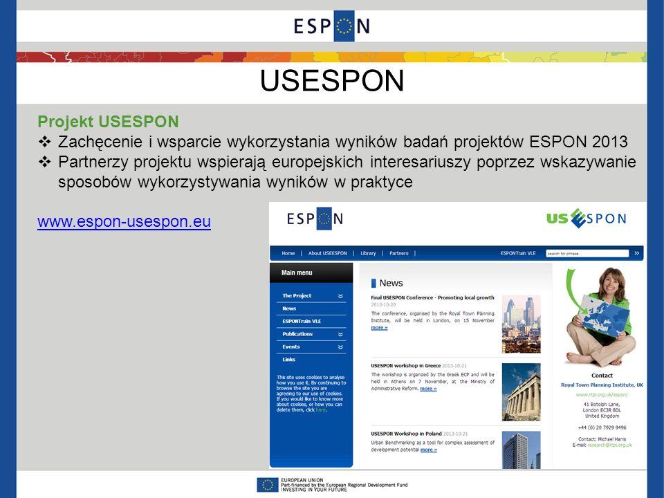 USESPON Projekt USESPON