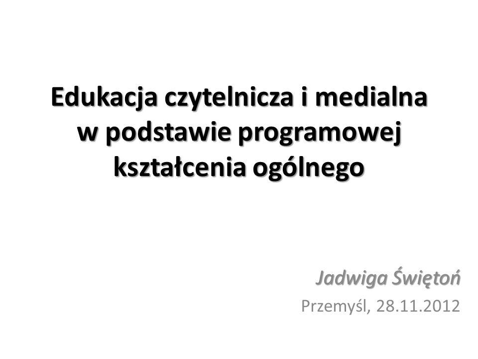 Jadwiga Świętoń Przemyśl, 28.11.2012