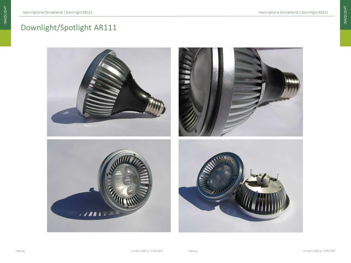 Downlight/Spotlight AR111