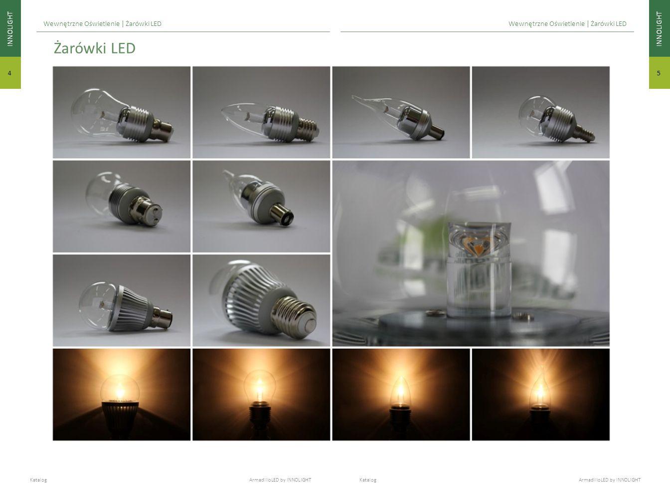 Żarówki LED INNOLIGHT INNOLIGHT Wewnętrzne Oświetlenie | Żarówki LED