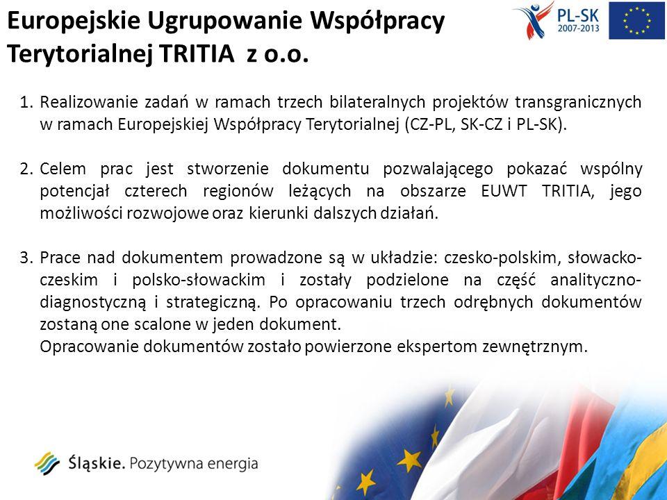 Europejskie Ugrupowanie Współpracy Terytorialnej TRITIA z o.o.