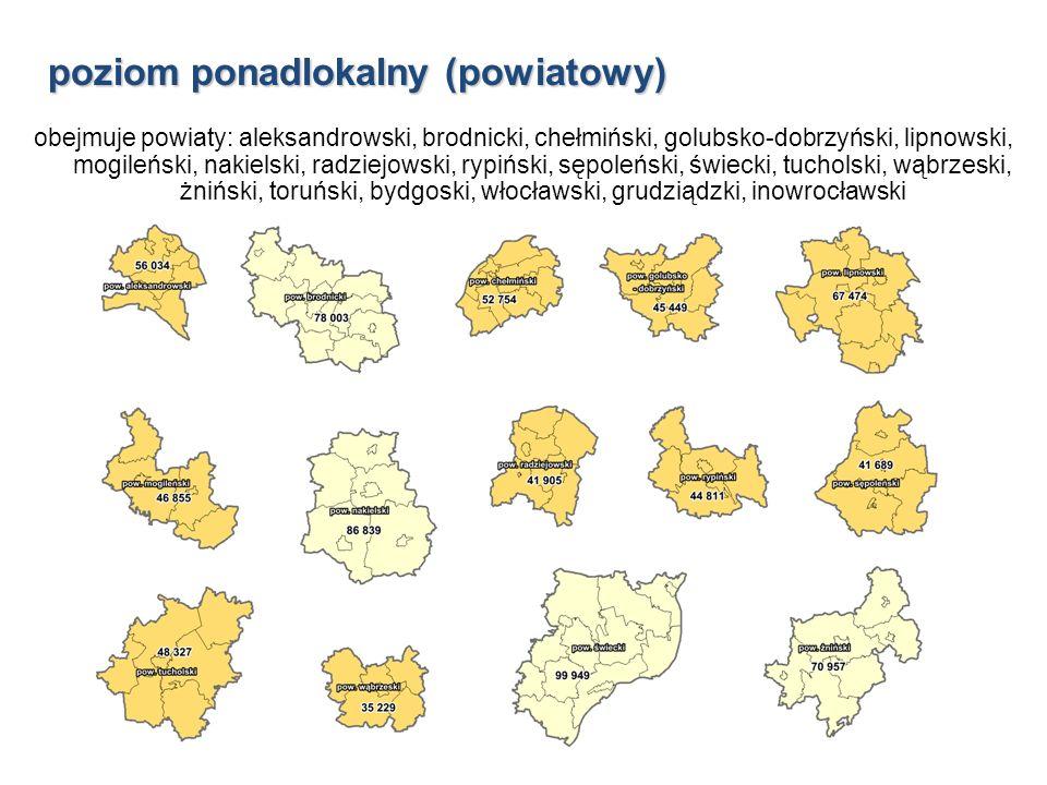 poziom ponadlokalny (powiatowy)