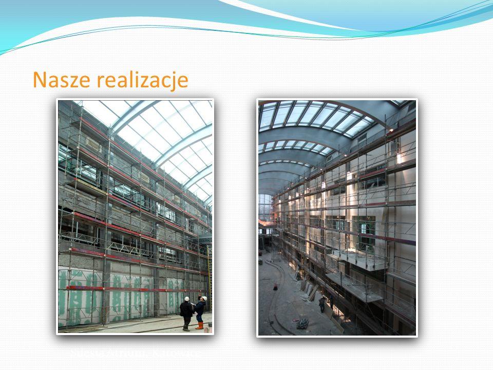 Nasze realizacje Silesia Atrium, Katowice
