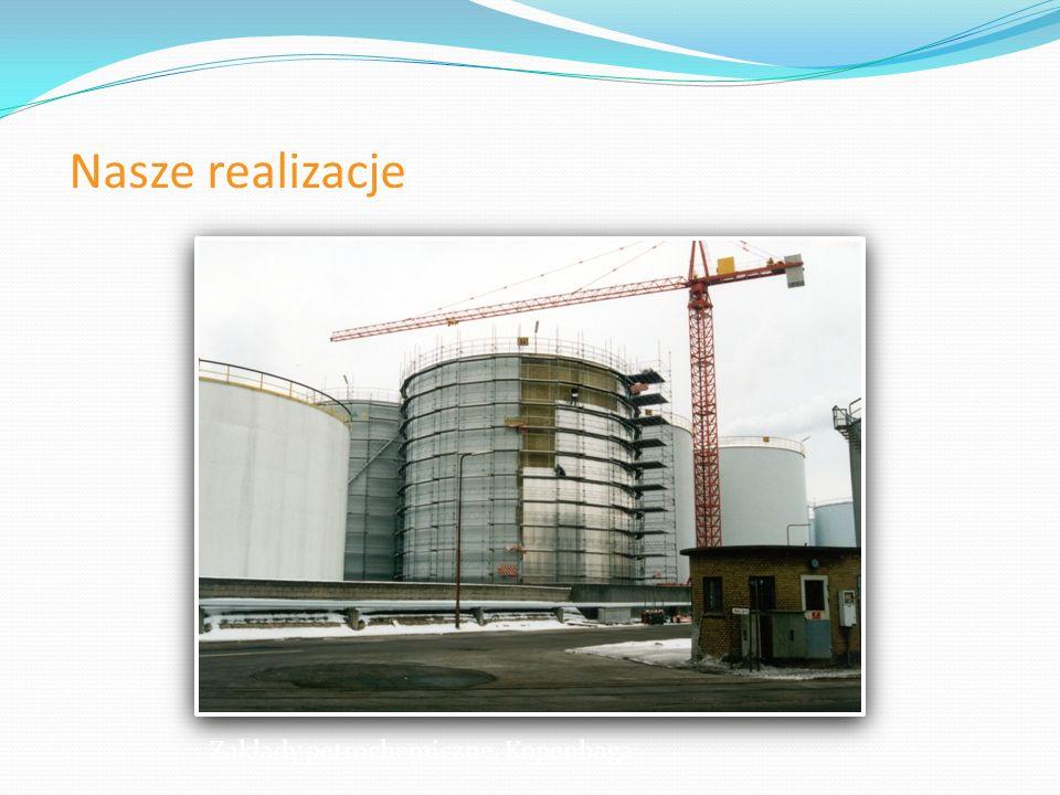 Nasze realizacje Zakłady petrochemiczne, Kopenhaga