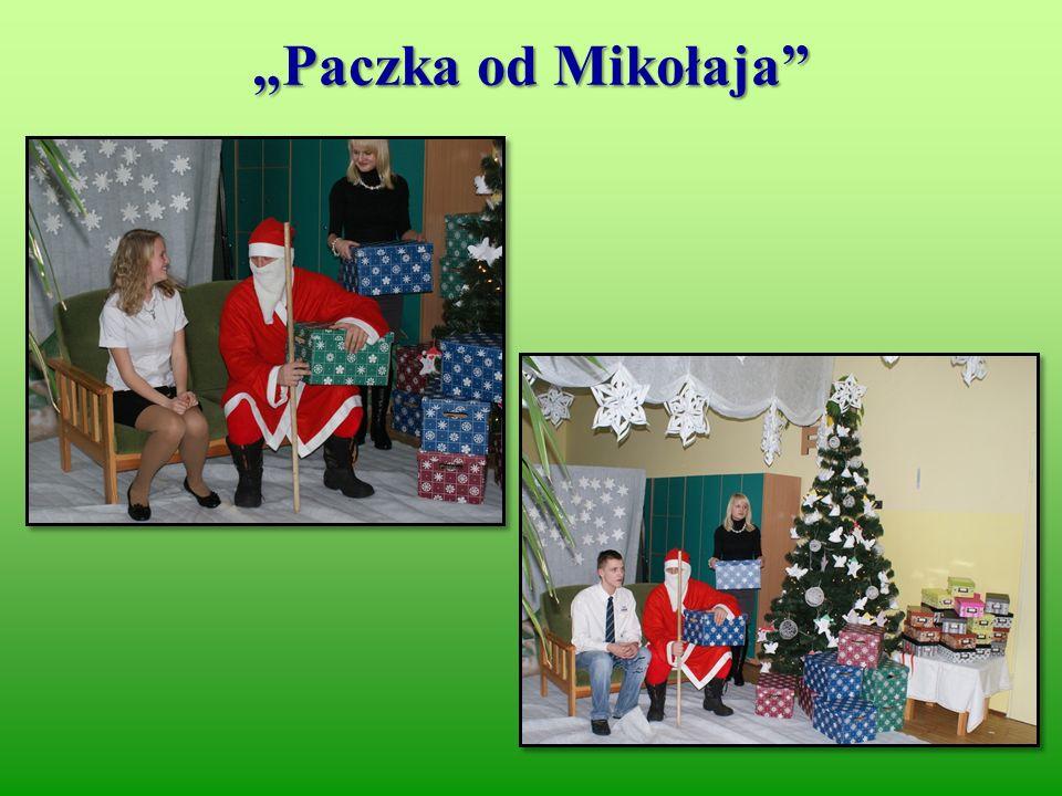 """""""Paczka od Mikołaja"""