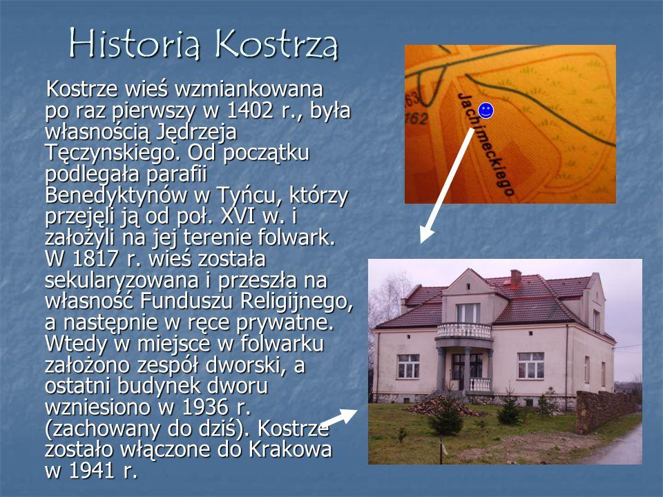 Historia Kostrza