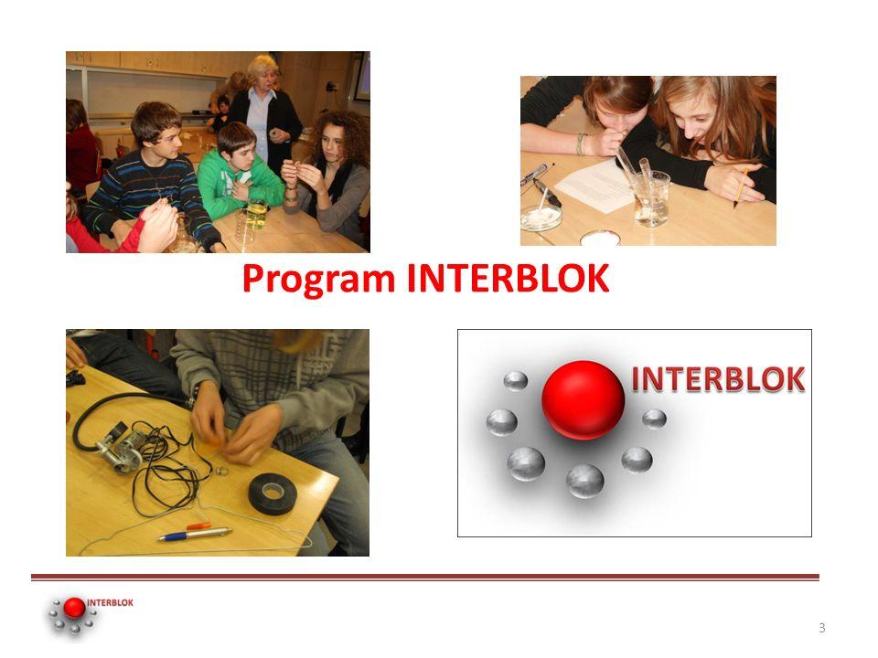 Program INTERBLOK