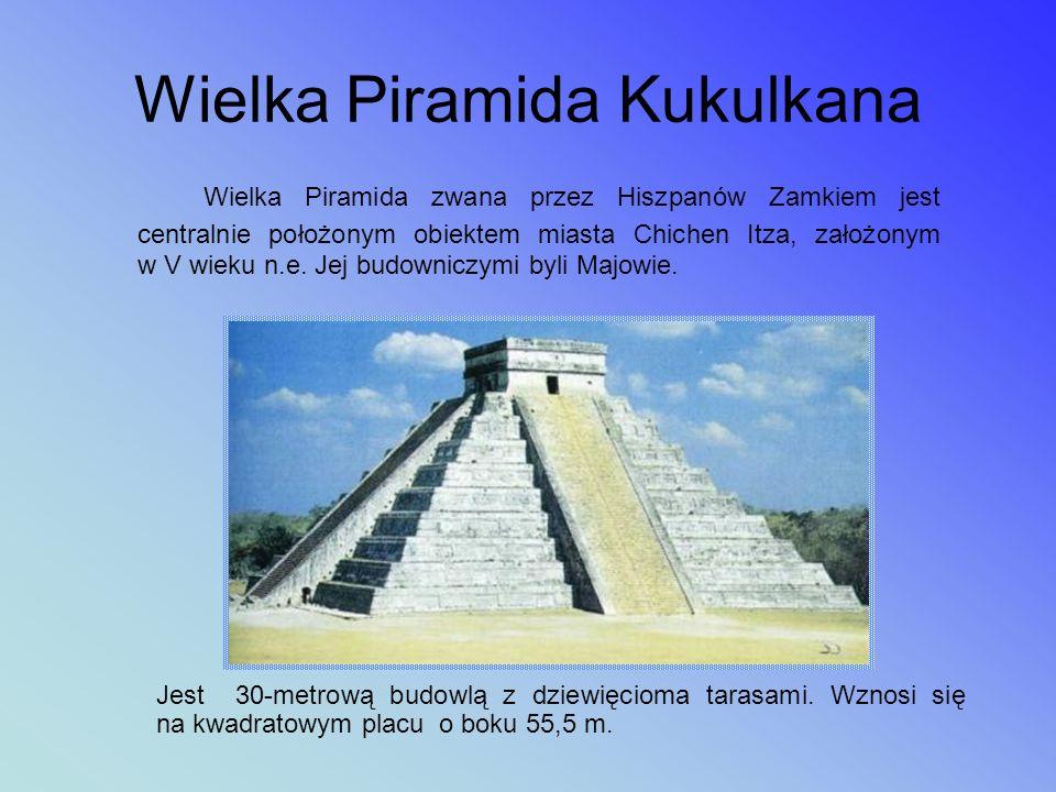 Wielka Piramida Kukulkana