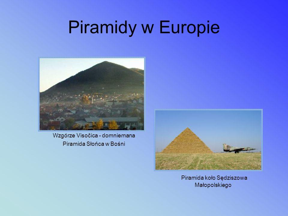 Piramidy w Europie Piramida koło Sędziszowa Małopolskiego