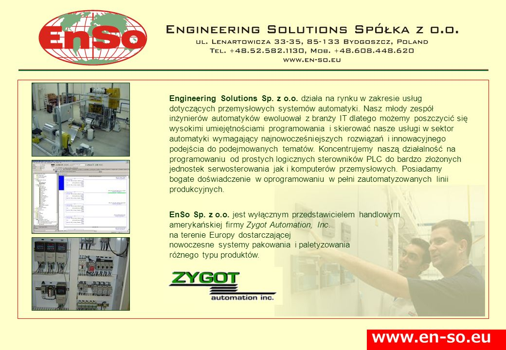 Engineering Solutions Sp. z o. o