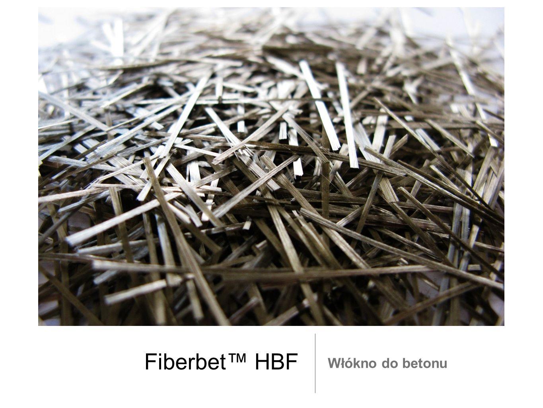 Fiberbet™ HBF Włókno do betonu