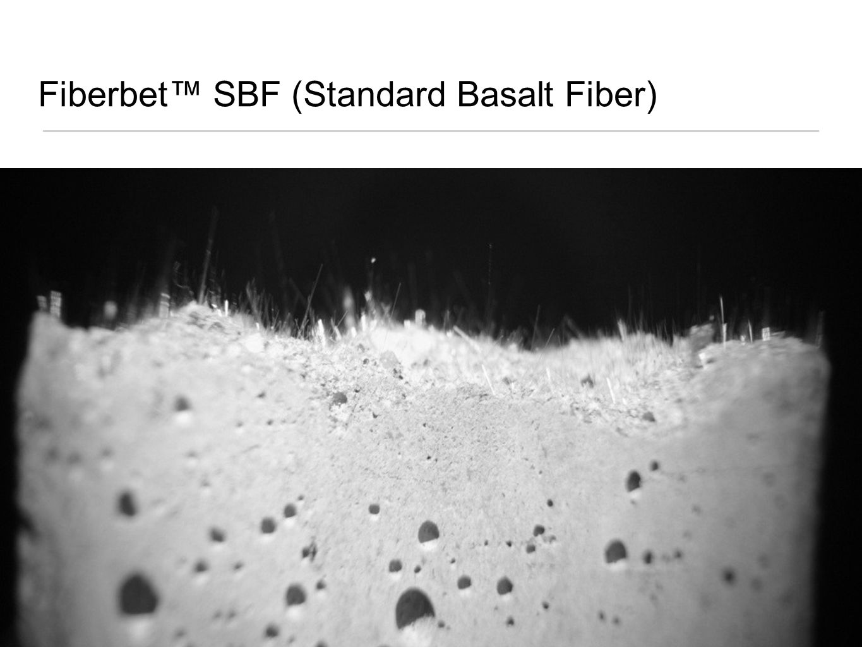 Fiberbet™ SBF (Standard Basalt Fiber)