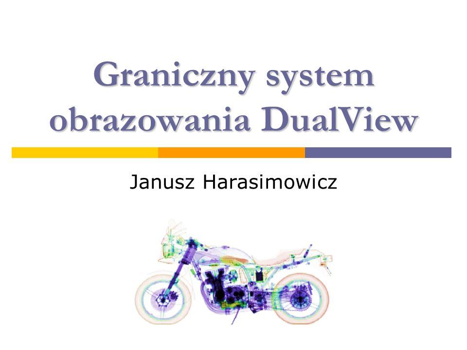 Graniczny system obrazowania DualView