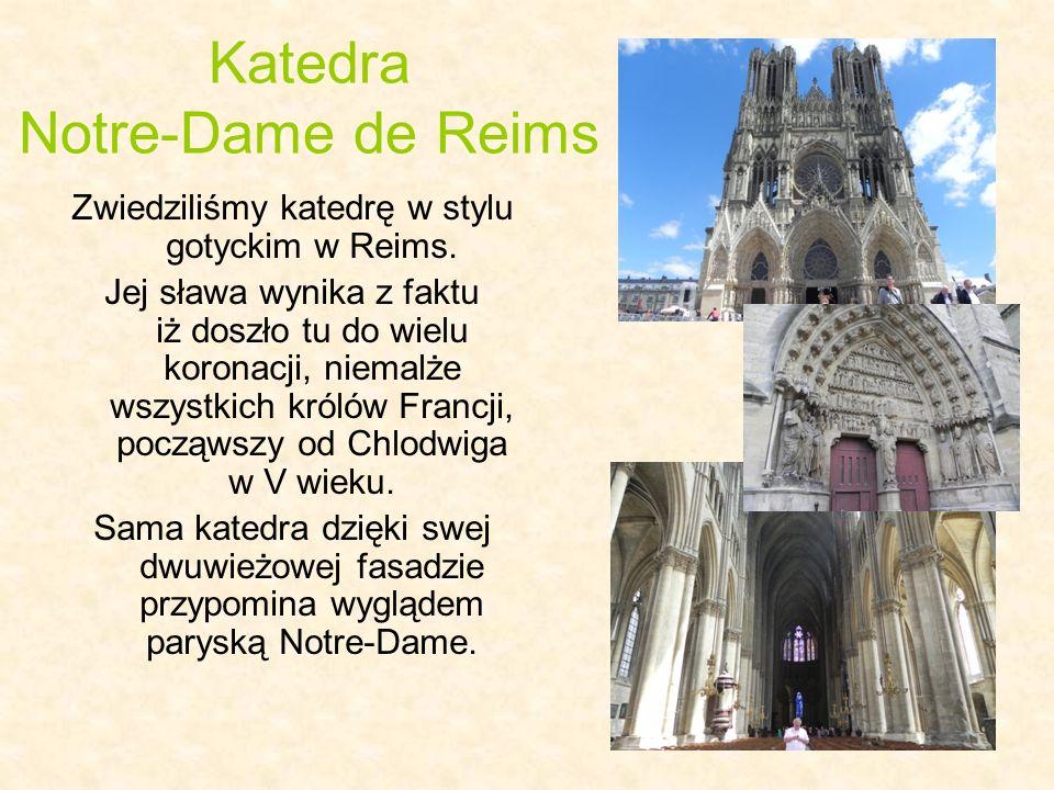 Katedra Notre-Dame de Reims