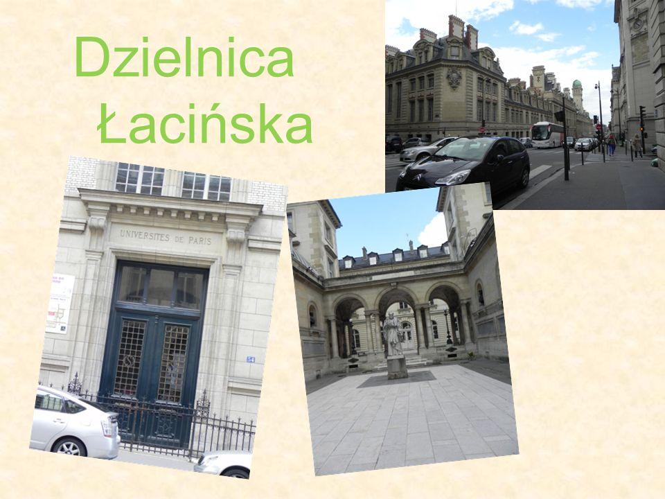 Dzielnica Łacińska