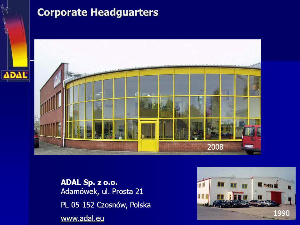 Corporate Headguarters