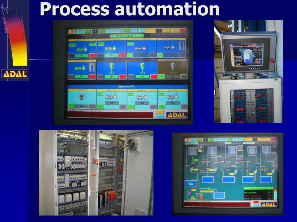 Process automation