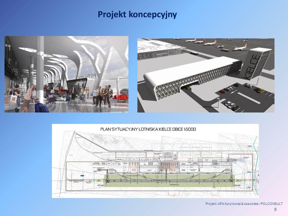 Projekt koncepcyjny Projekt: APA Kuryłowicz & Assocites i POLCONSULT