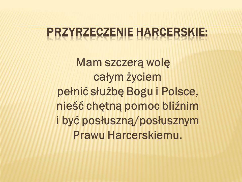 Przyrzeczenie Harcerskie: