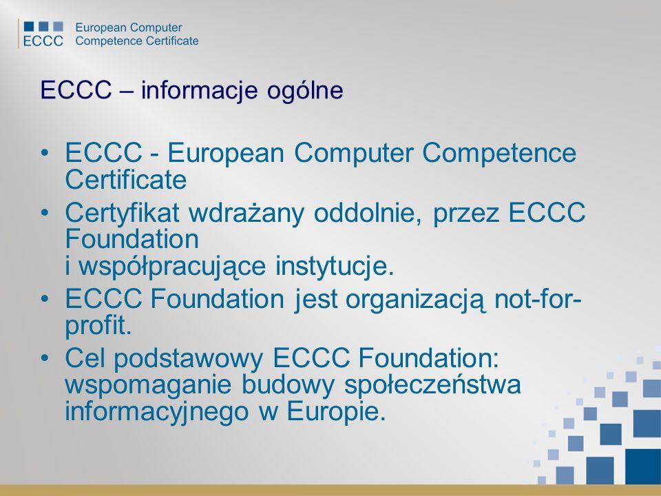 ECCC – informacje ogólne