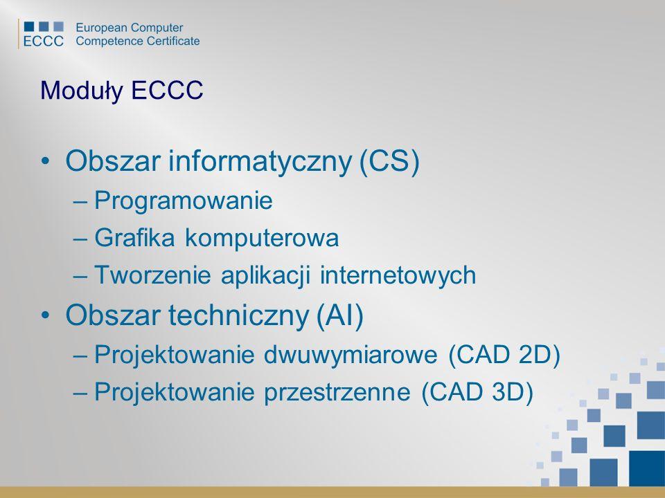 Obszar informatyczny (CS)