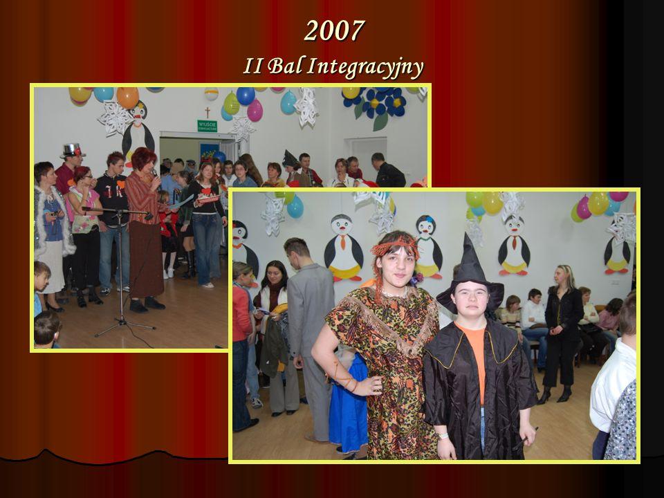 2007 II Bal Integracyjny