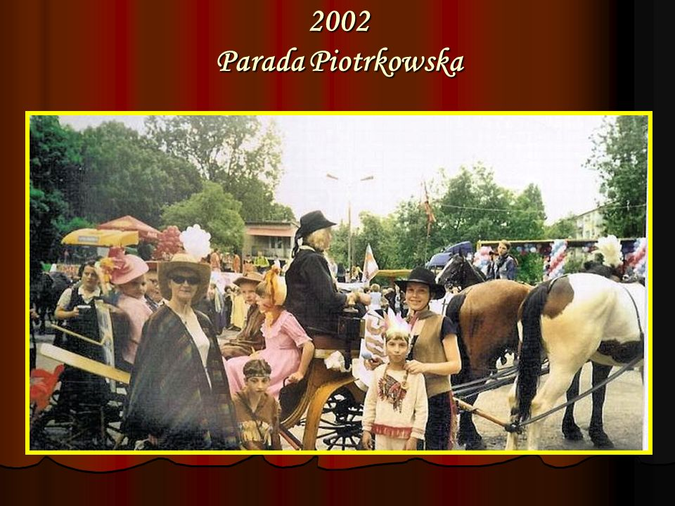 2002 Parada Piotrkowska
