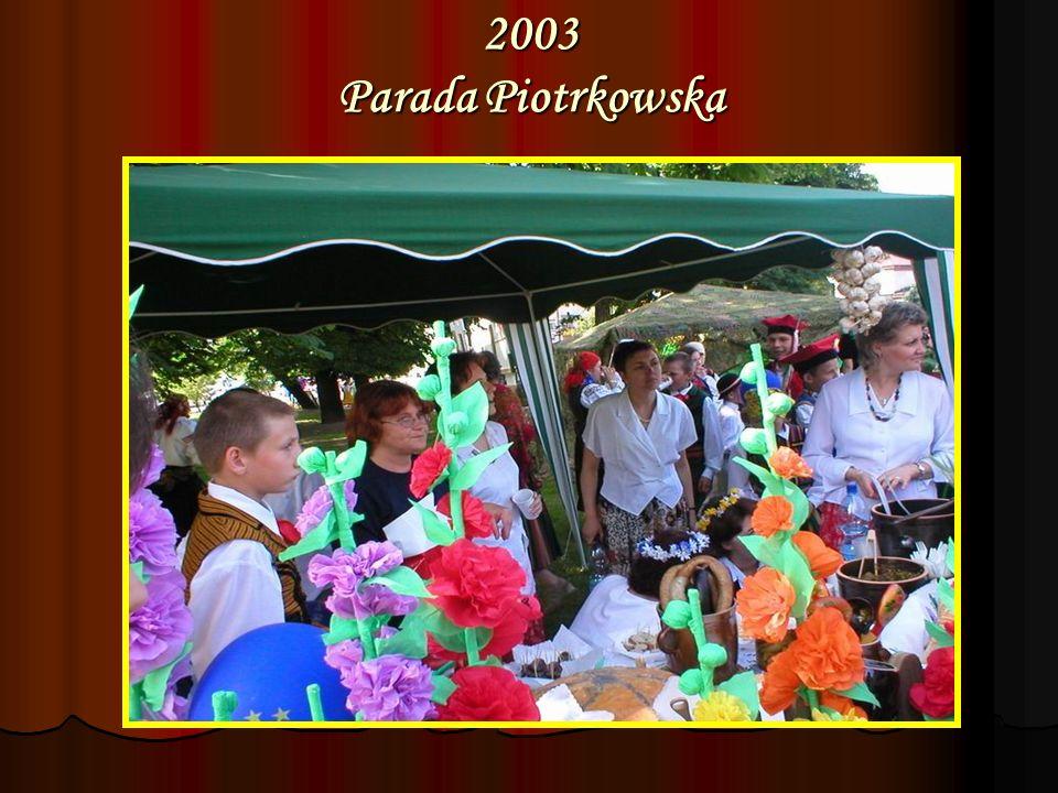 2003 Parada Piotrkowska