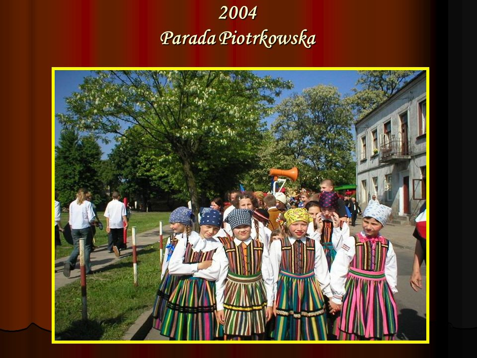 2004 Parada Piotrkowska