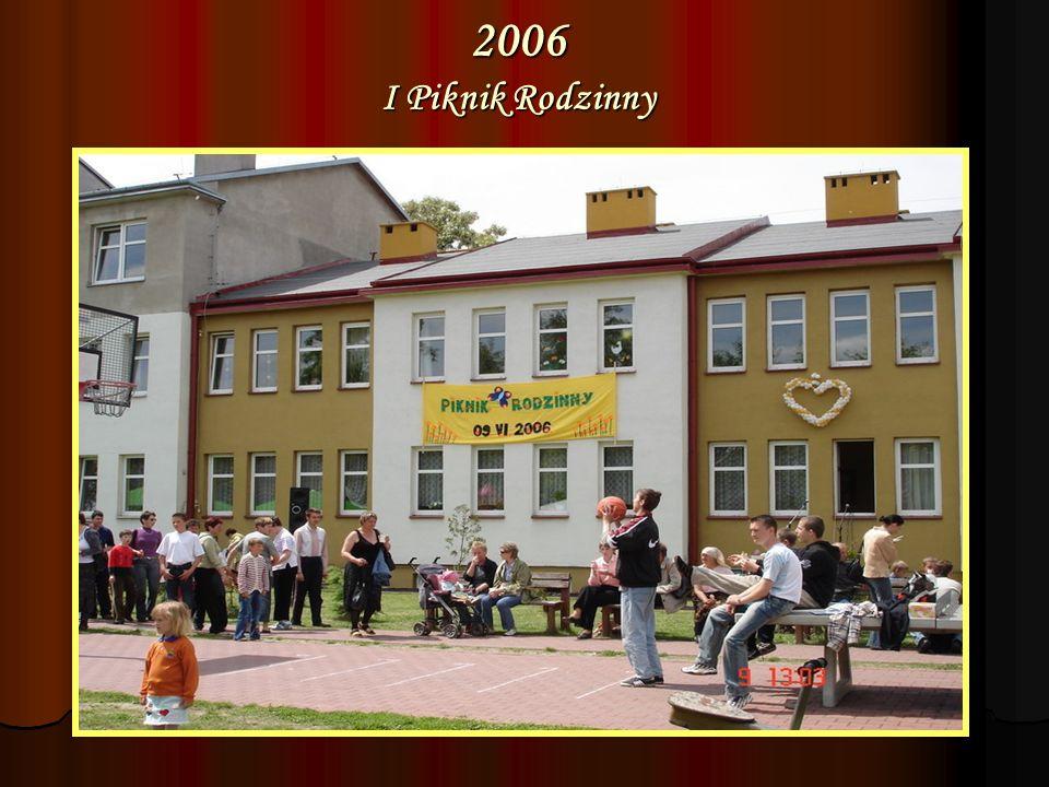 2006 I Piknik Rodzinny