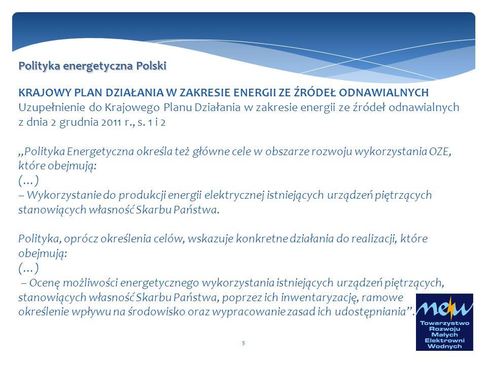 Polityka energetyczna Polski