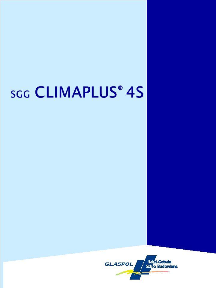SGG CLIMAPLUS® 4S