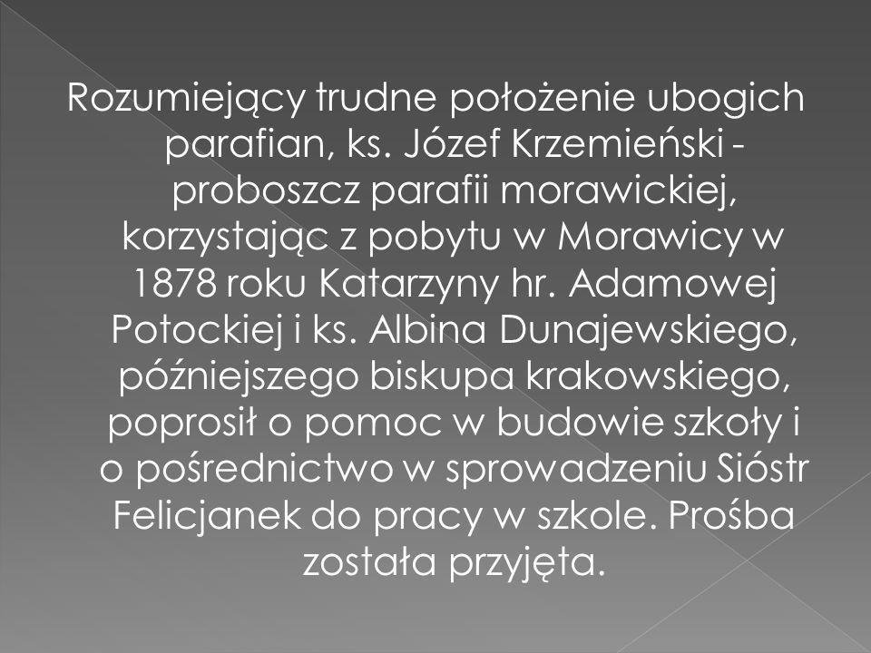 Rozumiejący trudne położenie ubogich parafian, ks