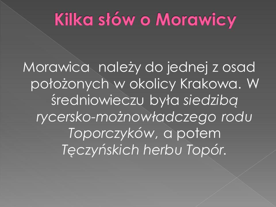 Kilka słów o Morawicy