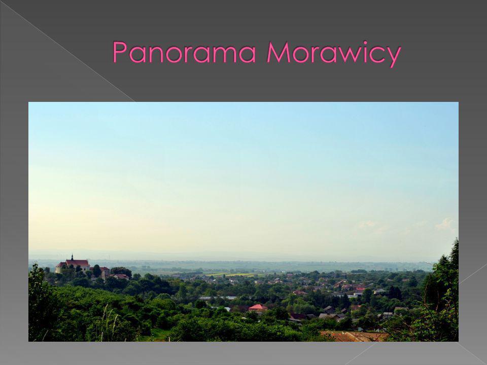 Panorama Morawicy