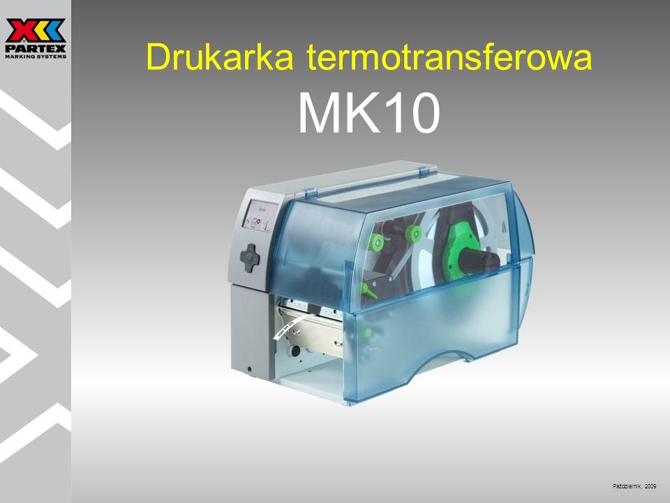 Drukarka termotransferowa MK10
