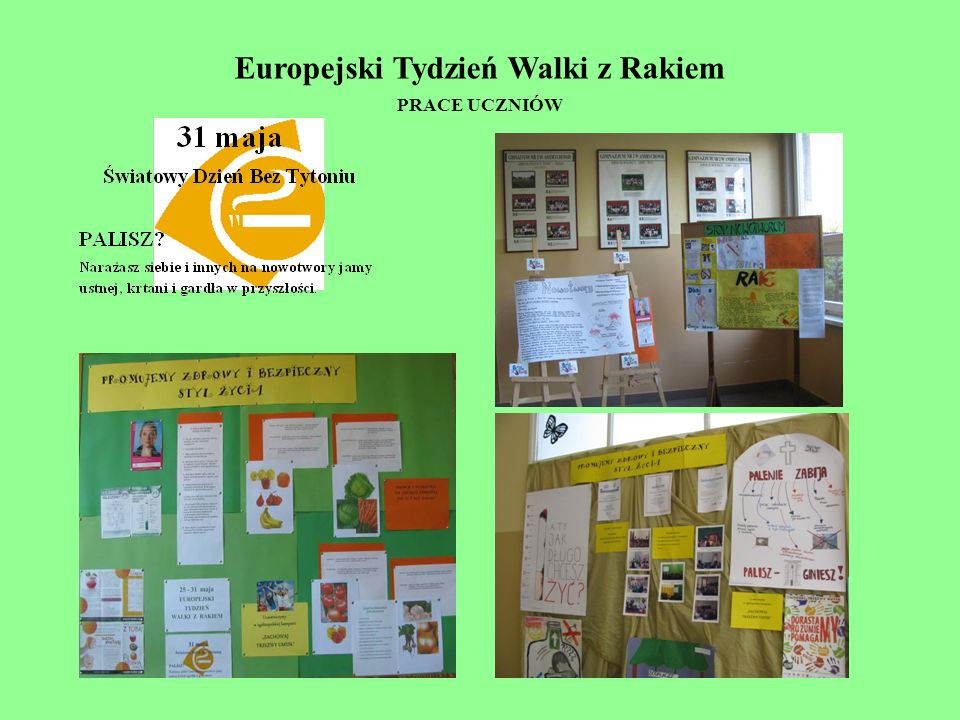Europejski Tydzień Walki z Rakiem