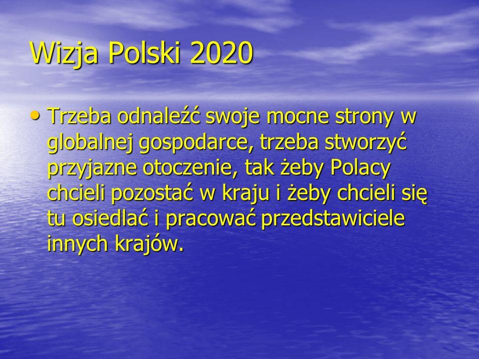 Wizja Polski 2020