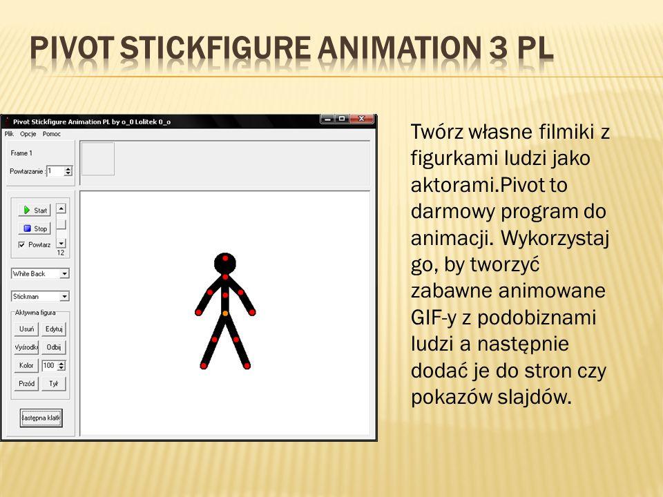 Pivot Stickfigure Animation 3 PL