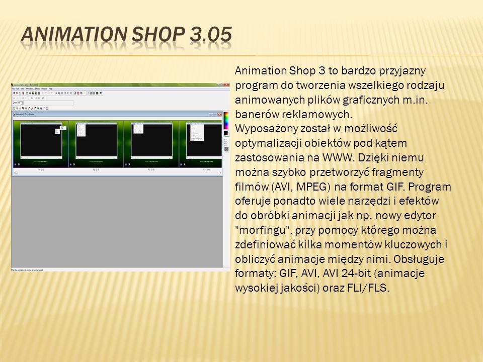 Animation Shop 3.05