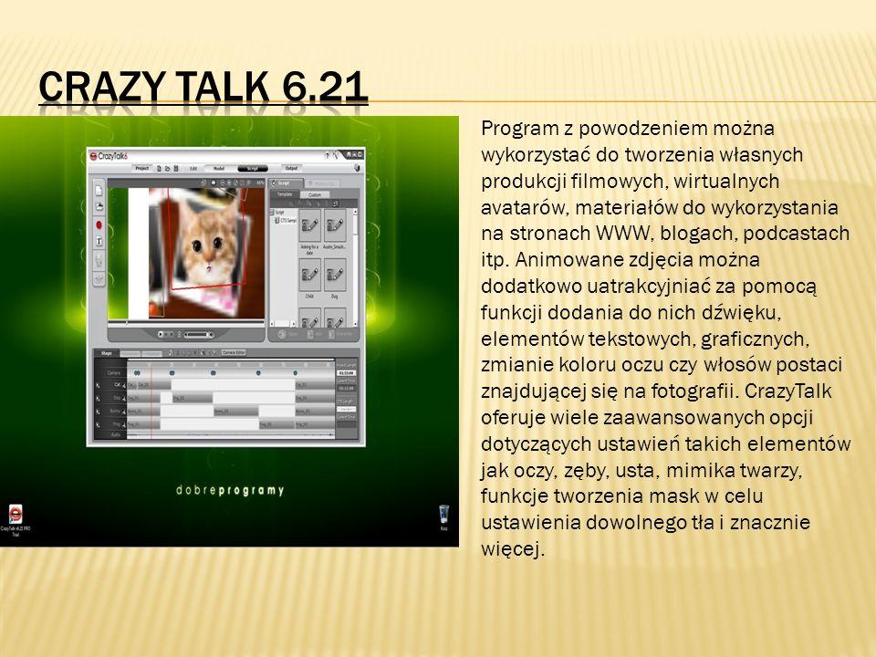 Crazy Talk 6.21
