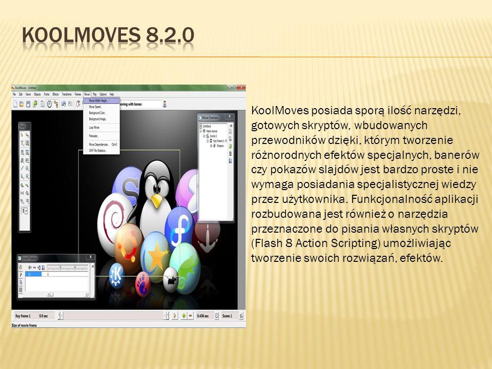 KoolMoves 8.2.0