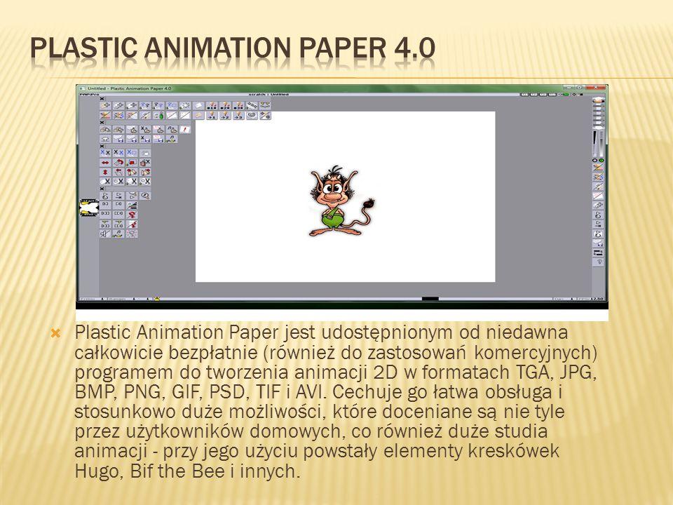 Plastic Animation Paper 4.0